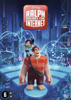 ANIMATION - RALPH BREAKS THE INTERNET