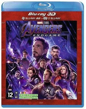 MOVIE - AVENGERS: ENDGAME -3D-
