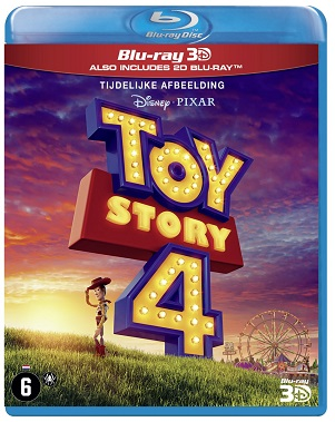 ANIMATION - TOY STORY 4 -3D-