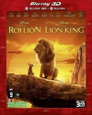 MOVIE - LION KING -3D-