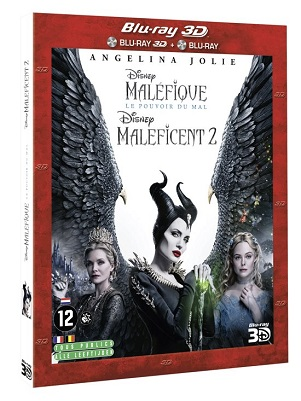 MOVIE - MALEFICENT 2:.. -3D-