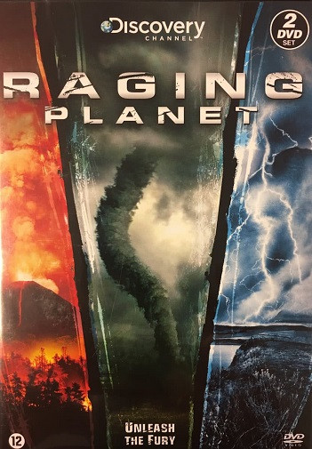 DOCUMENTARY - RAGING PLANET BOX