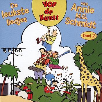 VOF DE KUNST - LEUKSTE LIEDJES VAN.. 2