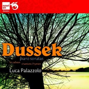 DUSSEK, J.L. - PIANO SONATAS:LES ADIEUX/