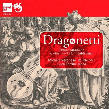 DRAGONETTI, D. - WORKS FOR DOUBLE BASS & P