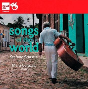 SCIASCIA, STEFANO/MARA CO - SONGS OF THE WORLD