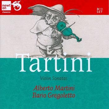 TARTINI, G. - VIOLIN SONATAS