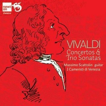 VIVALDI, A. - CONCERTOS & TRIO SONATAS