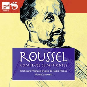 ROUSSEL, A. - COMPLETE SYMPHONIES