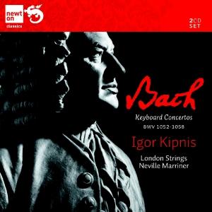 BACH, J.S. - KEYBOARD CONCERTOS BWV105