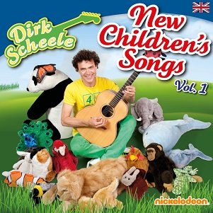 SCHEELE, DIRK - NEW CHILDREN SONGS 1