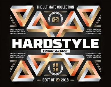 V/A - HARDSTYLE THE ULTIMATE..
