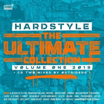 V/A - HARDSTYLE THE ULTIMATE..