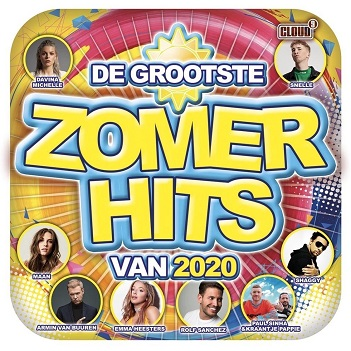 Various Artists - GROOTSTE ZOMERHITS 2020