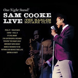 COOKE, SAM - LIVE AT HARLEM SQUARE..