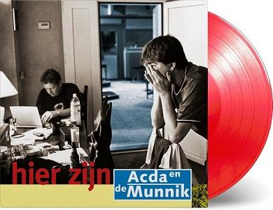 ACDA & DE MUNNIK - HIER ZIJN -COLOURED-