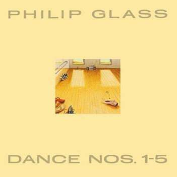 GLASS, PHILIP - DANCE NOS. 1-5 -HQ-