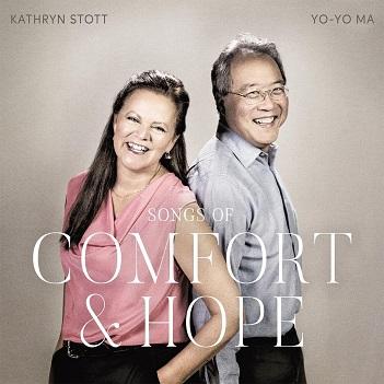 MA, YO-YO & KATHRYN STOTT - SONGS OF COMFORT &.. -HQ-