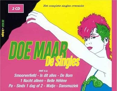 DOE MAAR - DE SINGLES