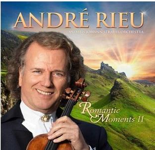 RIEU, ANDRE - ROMANTIC MOMENTS II