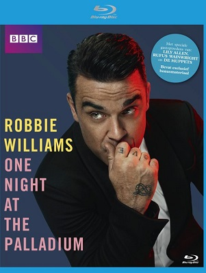 WILLIAMS, ROBBIE - ONE NIGHT AT THE PALLAD..
