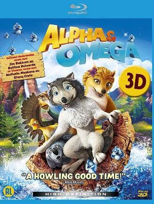 ANIMATION - ALPHA AND OMEGA -3D-
