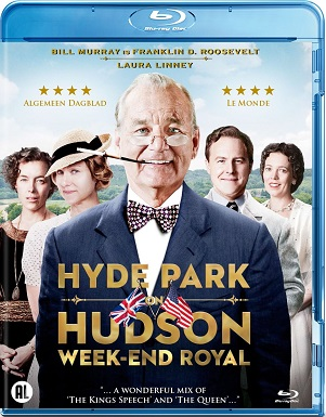 MOVIE - HYDE PARK ON HUDSON