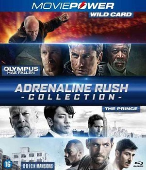MOVIE - ADRENALINE RUSH COLL.2