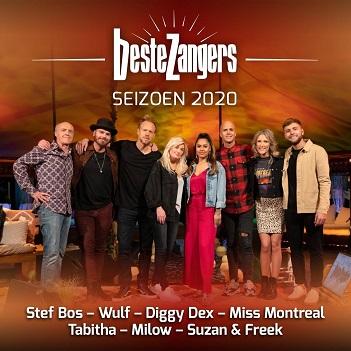 Various Artists - BESTE ZANGERS 2020