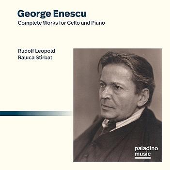 LEOPOLD, RUDOLF & RALUCA - GEORGE ENESCU: COMPLETE..
