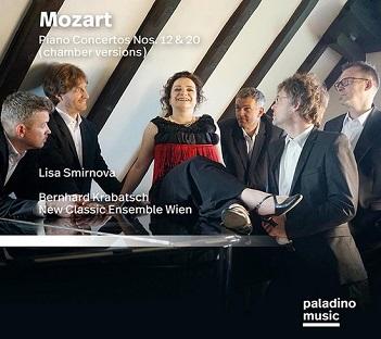 SMIRNOVA, LISA & BERNARD - MOZART: PIANO CONCERTOS..