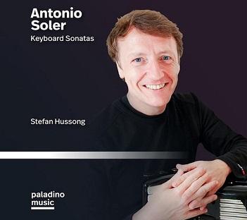 HUSSONG, STEFAN - ANTONIO SOLER: SONATAS
