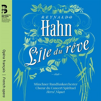 HAHN, R. - L'ILE DU REVE -CD+BOOK-