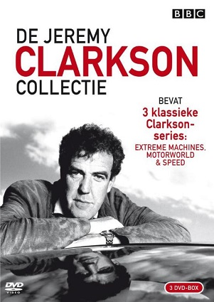 CLARKSON, JEREMY - COLLECTION =3DVD=