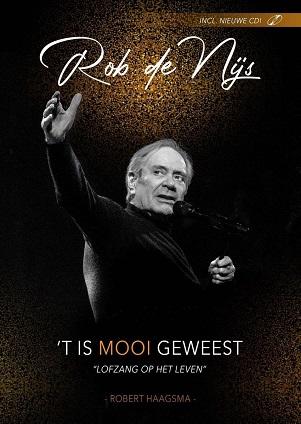 NIJS, ROB DE - 'T IS MOOI.. -CD+BOOK-