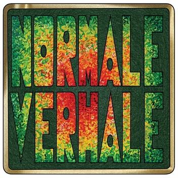 NORMAAL - NORMALE VERHALE -CD+BOOK-