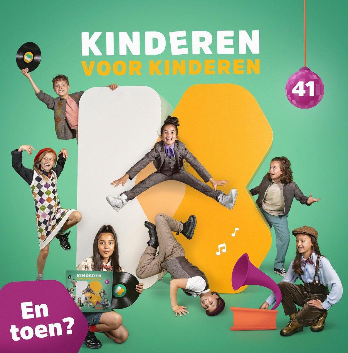 Kinderen voor Kinderen - DEEL 41 - EN TOEN?