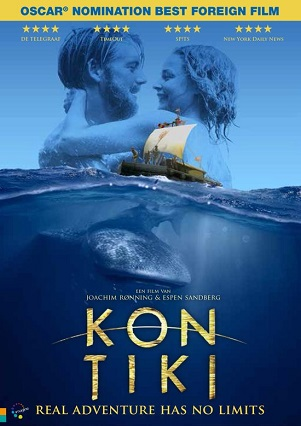 MOVIE - KON TIKI